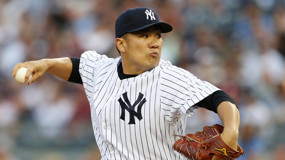 Yankees place Masahiro Tanaka on disabled list after MRI