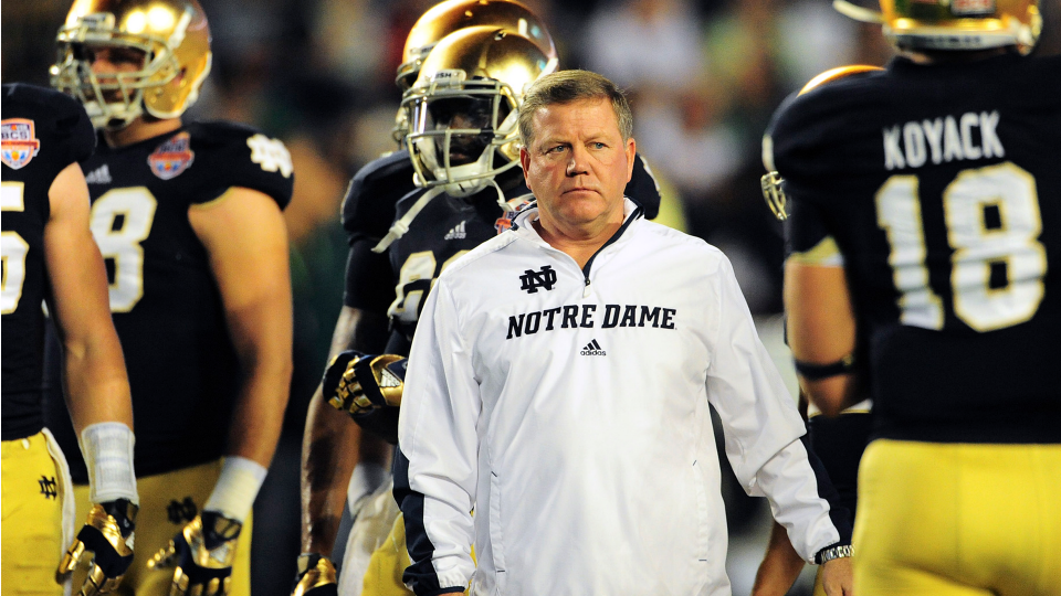 Jeopardy! takes shot at Notre Dame's blowout loss in 2013 BCS Championship Game