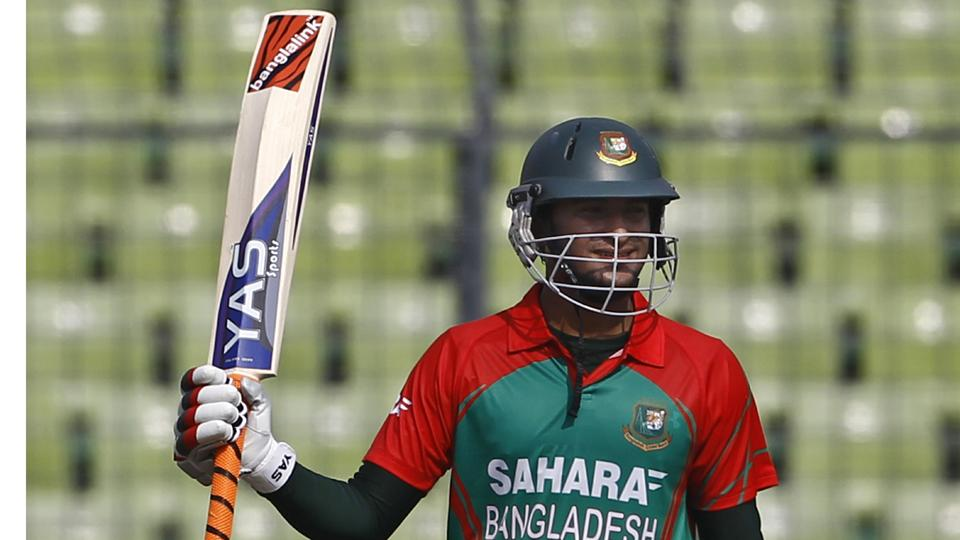 Shakib Al Hasan banned for six months by Bangladesh Cricket Board