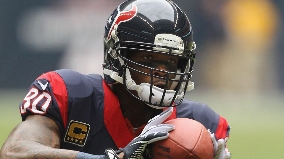 Report: Four teams interested in trading for Texans' Andre Johnson