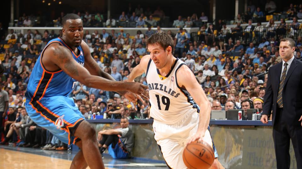 Report: Beno Udrih to re-sign with Memphis Grizzlies