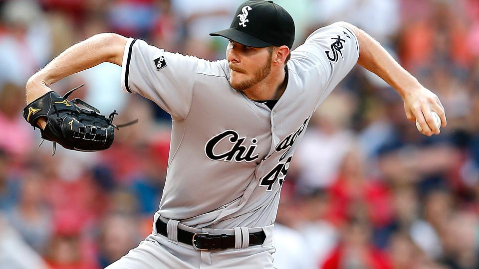 Anthony Rizzo and Chris Sale in All-Star Game after Final Vote