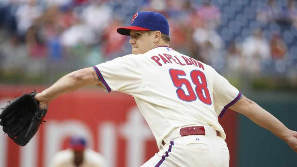 Phillies closer Jonathan Papelbon open to being traded