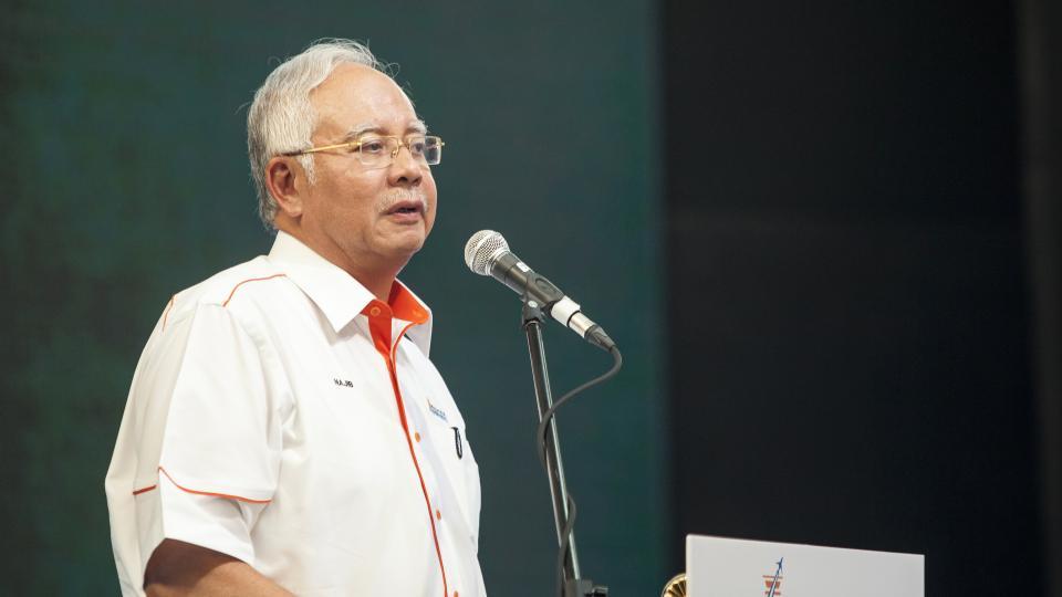 Najib Razak, Malaysia's Prime Minister, spoke out about Bung Moktar Radin's Hitler Tweet on Thursday.