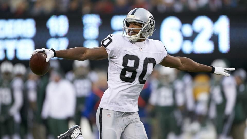 Rod Streater was one of Oakland's few bright spots in 2013 amid uncertainty at quarterback, finishing with 60 catches for 888 yards and four touchdowns.