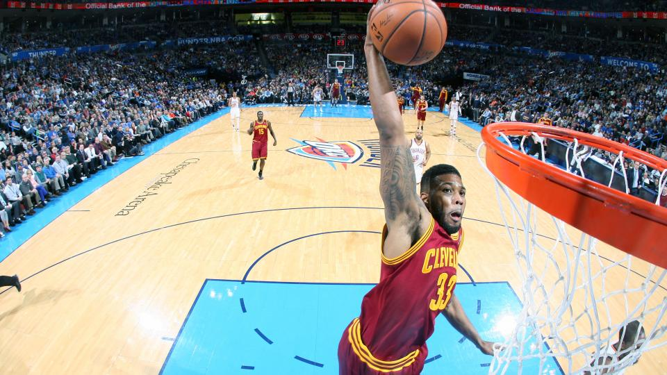 Report: Cleveland Cavaliers to trade Alonzo Gee to New Orleans Pelicans