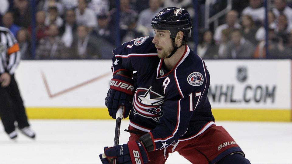 Blue Jackets sign Brandon Dubinsky to six-year contract extension