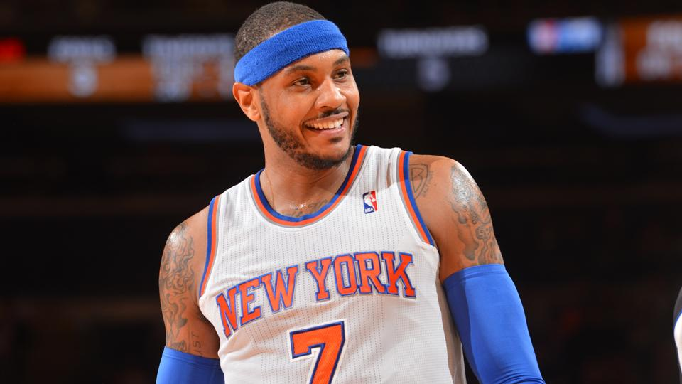Reports: Carmelo Anthony's decision will not come Friday, Lakers out