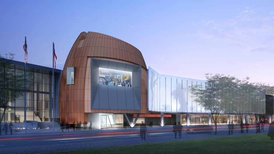 College Football Hall of Fame to open Aug. 23