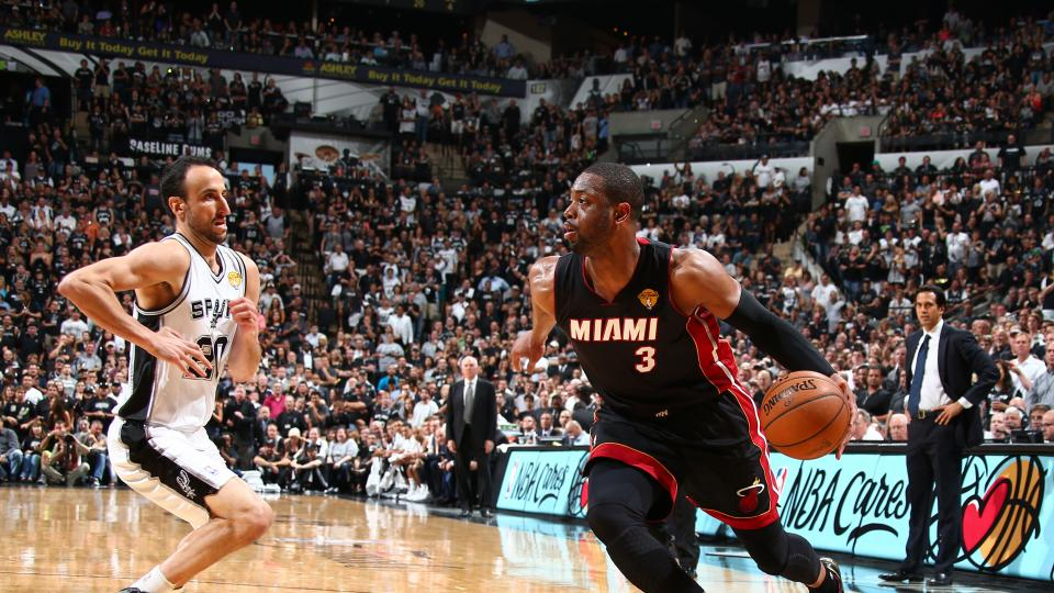 Report: Chicago Bulls inquiring about Dwyane Wade