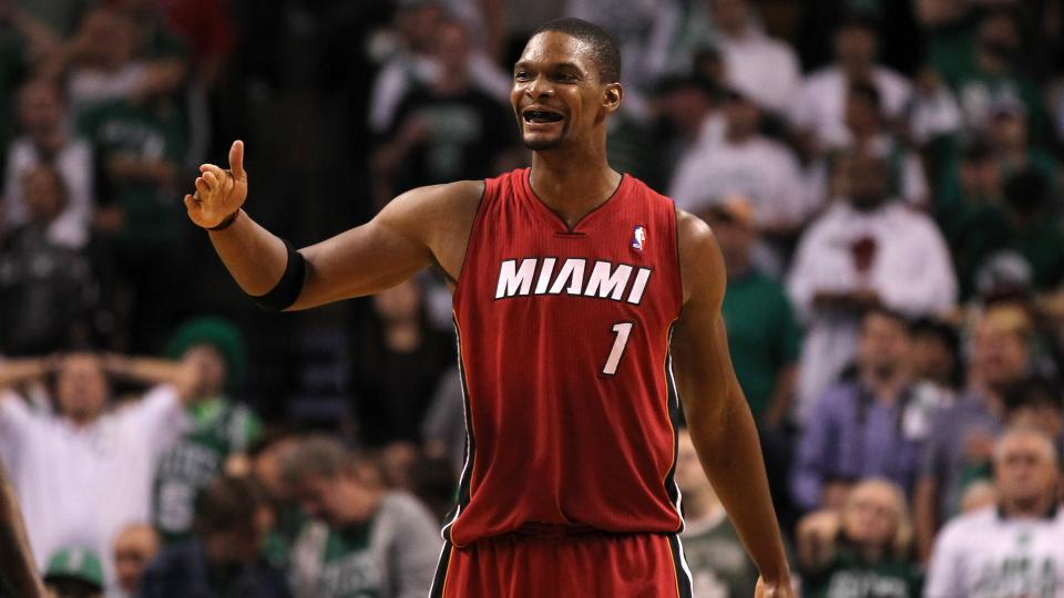 Report: Chris Bosh finalizing deal to return to Heat