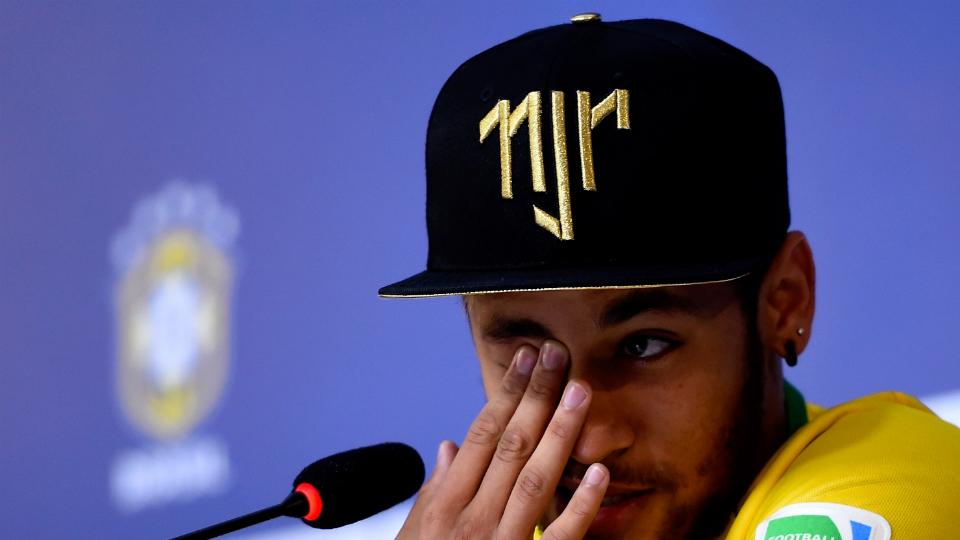 Brazil's Neymar claims he was nearly paralyzed by Juan Camilo Zuniga