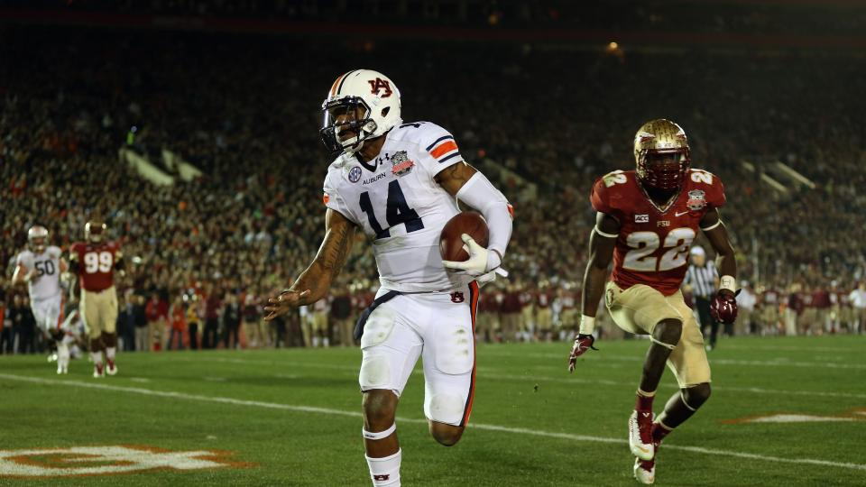 Auburn QB Nick Marshall pulled from planned SEC media day appearance