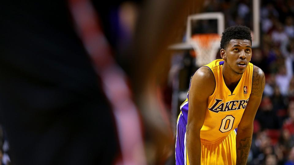 Free agents Jordan Hill, Nick Young re-sign with Lakers
