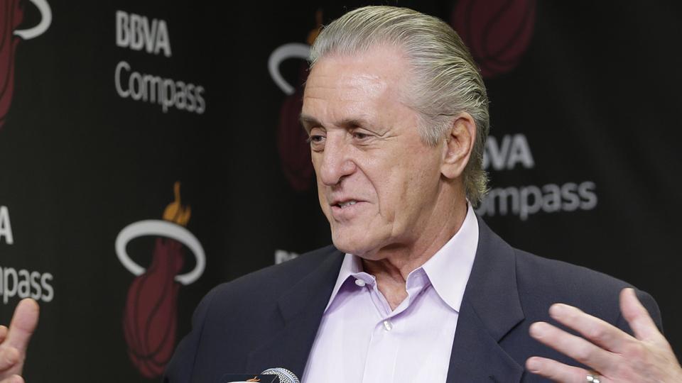 Celtics' Danny Ainge feels bad for Heat president Pat Riley
