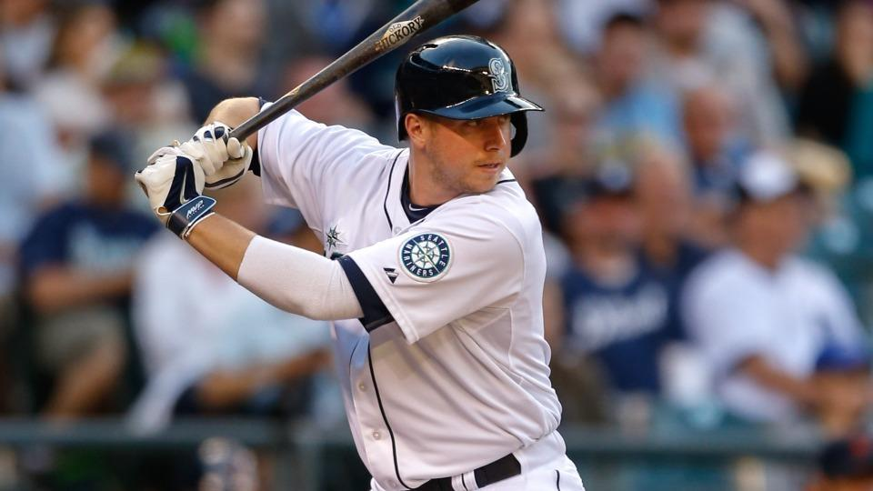 Mariners recall first baseman Justin Smoak from Triple-A