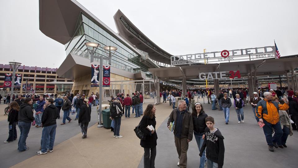 Ballpark Quirks: Minnesota's Target Field unveils its All-Star plaza