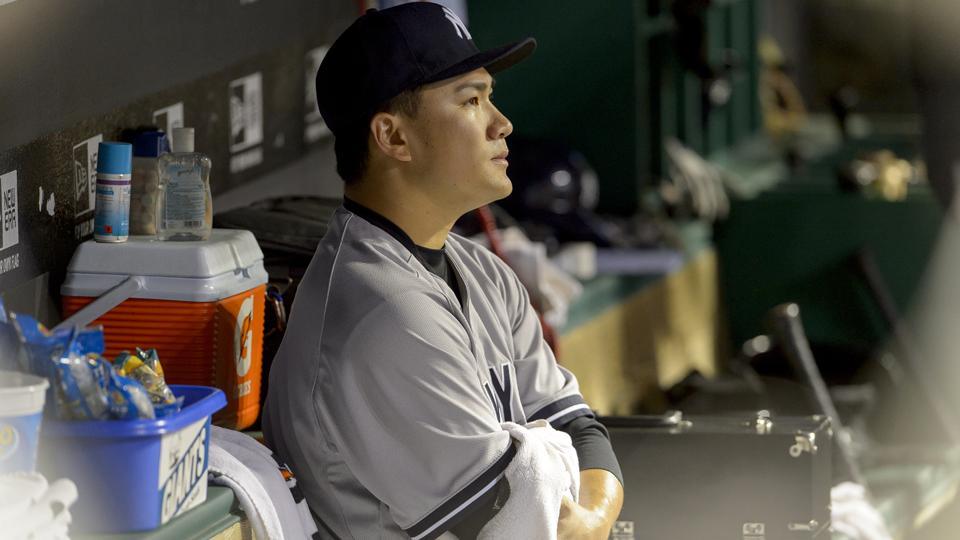 Masahiro Tanaka issues statement apologizing for elbow injury