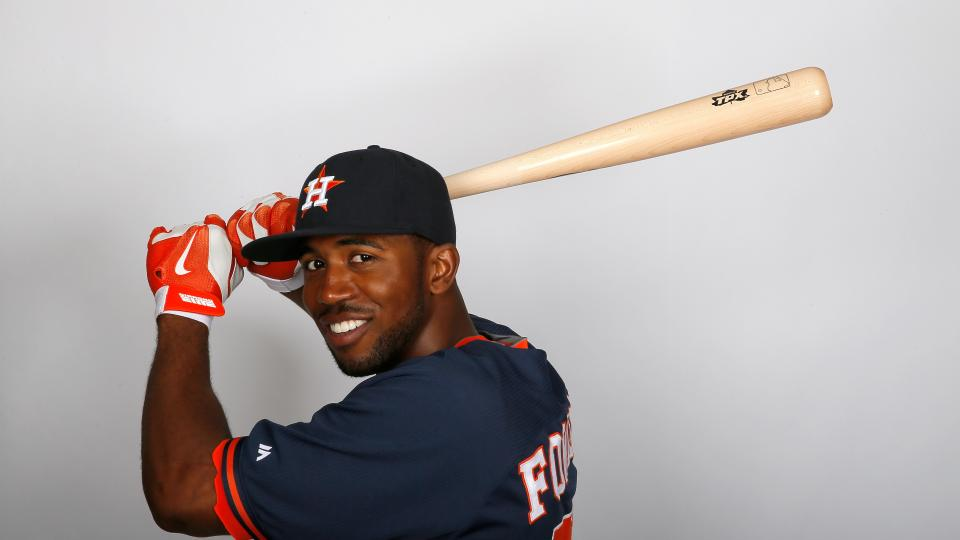 Report: Astros CF Dexter Fowler aims for Friday return