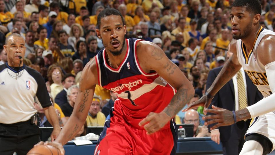 Report: Rockets seriously pursuing free agent forward Trevor Ariza