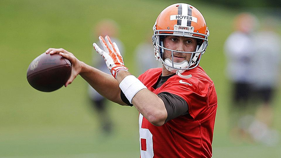 Browns QB Brian Hoyer appreciated LeBron James' description of Cleveland as a hard-working city.