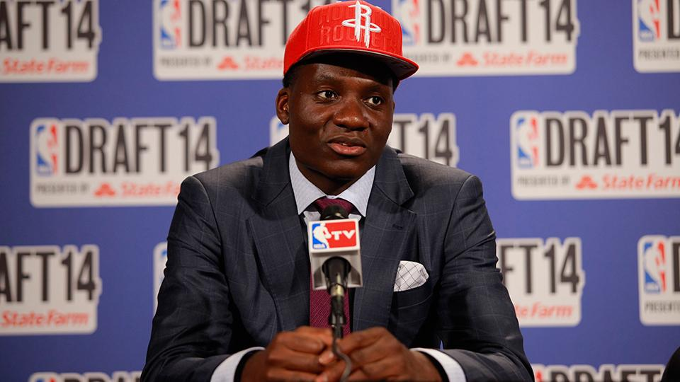 Report: First-round pick Clint Capela, Houston Rockets in contract dispute