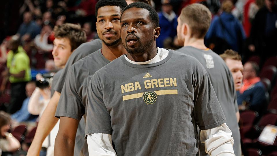 Report: Miami Heat advancing in pursuit of Luol Deng