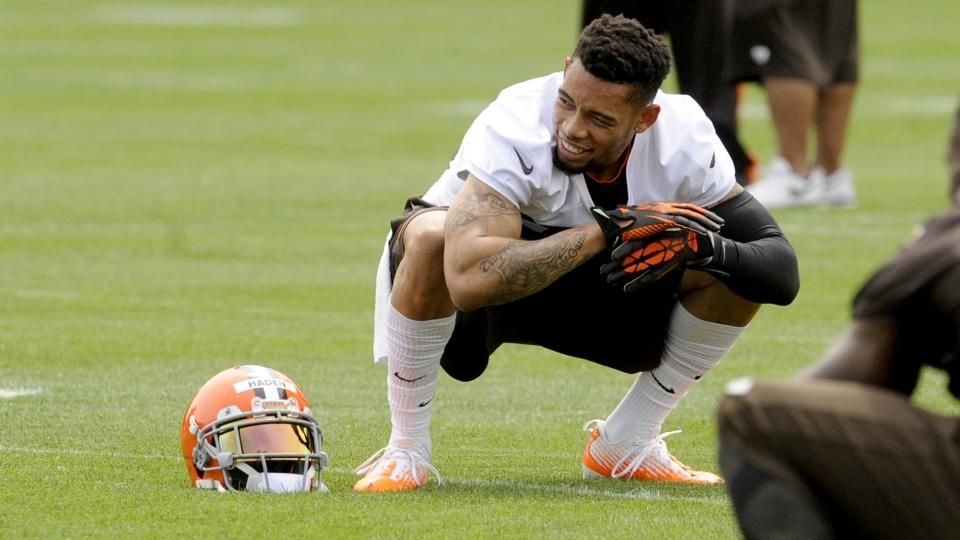 Browns' Haden says it will be a