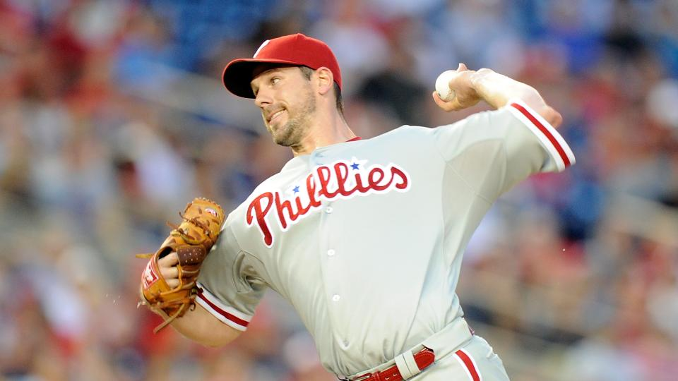 Report: Phillies pitcher Cliff Lee to return July 21 vs. Giants