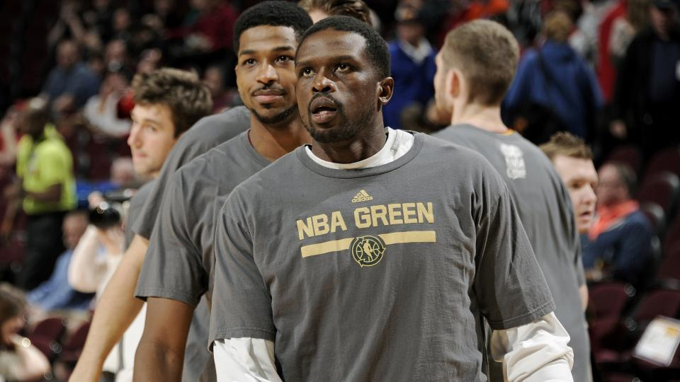 Report: Free agent F Luol Deng agrees to 2-year, $20M deal with Heat