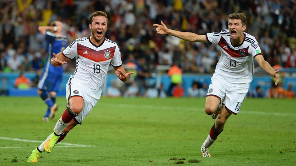 On Top of the World: Germany tops Argentina, claims 4th World Cup title