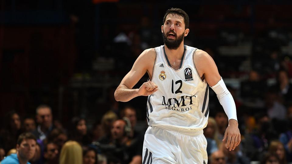 Report: Euro player Nikola Mirotic, Bulls agree to three years, $17 million
