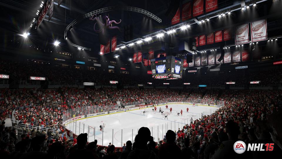 EA NHL 15 Preview: I played it and didn't want to stop