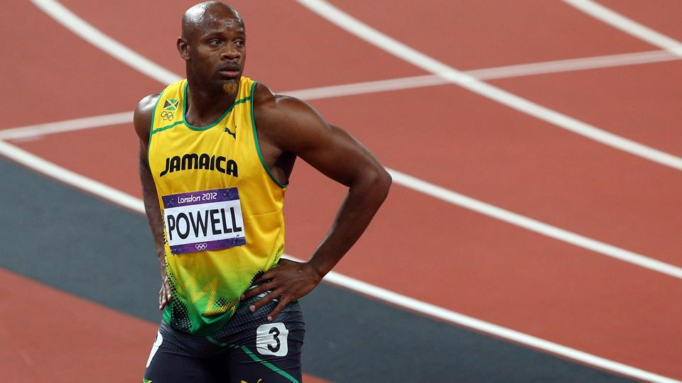 Jamaican sprinters Asafa Powell and Sherone Simpson have bans reduced