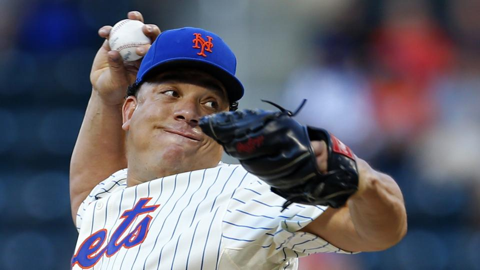 Report: New York Mets' Bartolo Colon available for trade