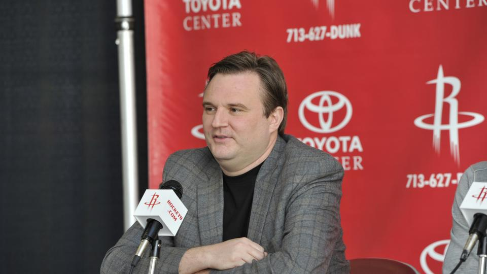 Daryl Morey: Houston Rockets had a 'tough weekend'