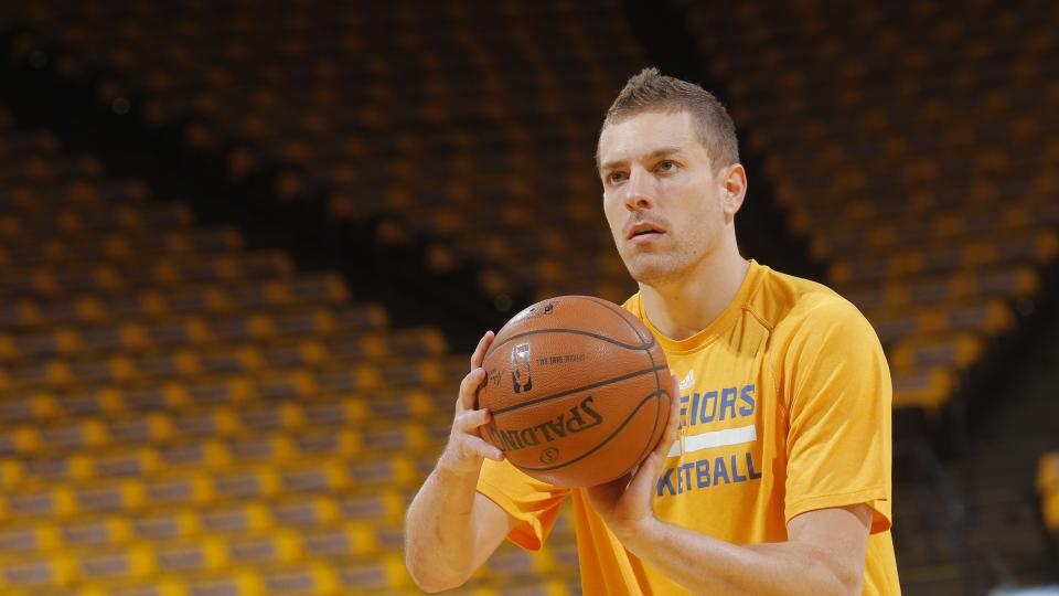 Report: Warriors' David Lee held off USA roster due to minor pelvic surgery