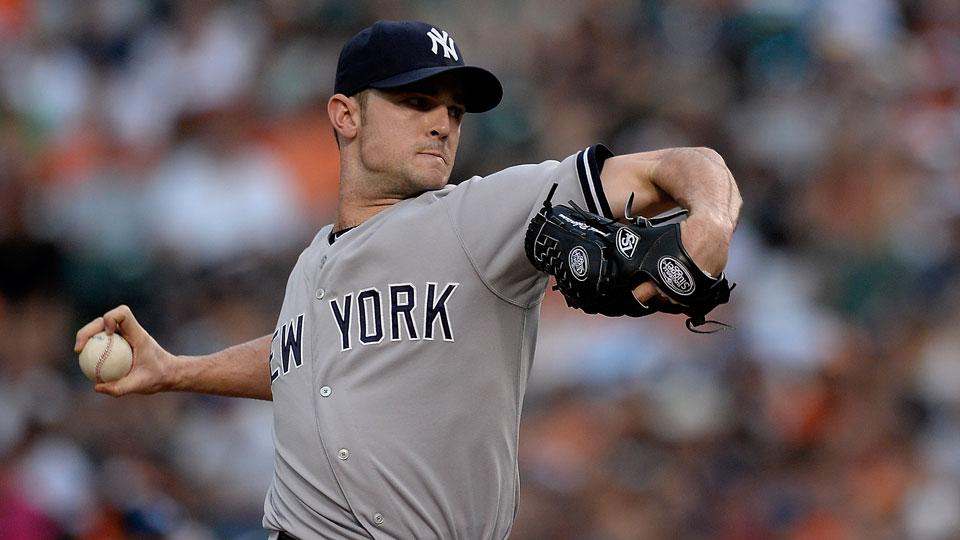 David Robertson, New York Yankees have yet to discuss extension