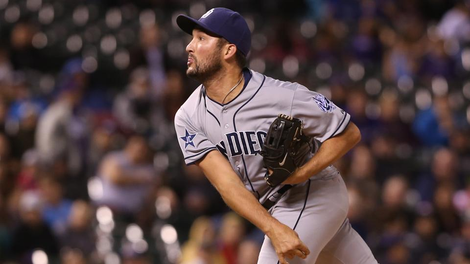 Report: Angels targeting Padres pitchers Huston Street, Ian Kennedy
