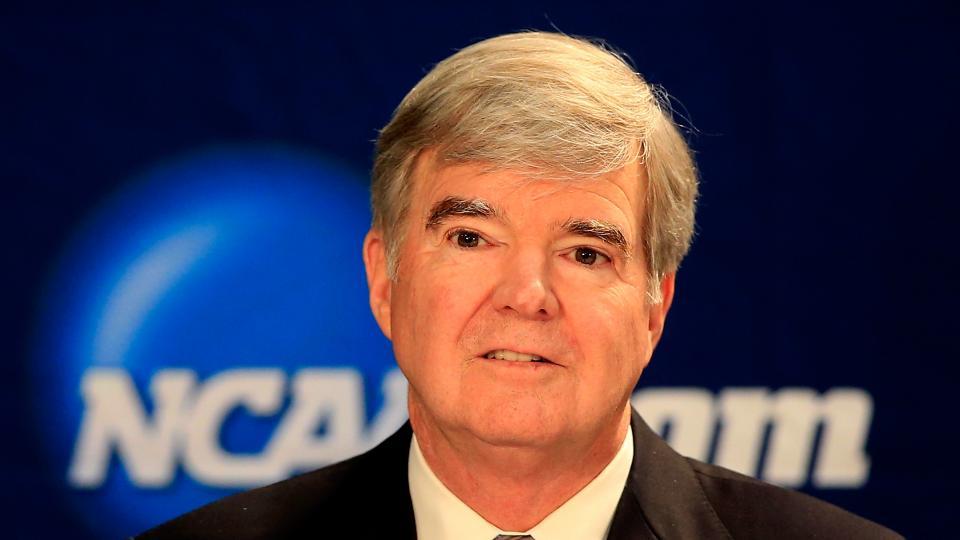 NCAA president Mark Emmert defends enforcement process
