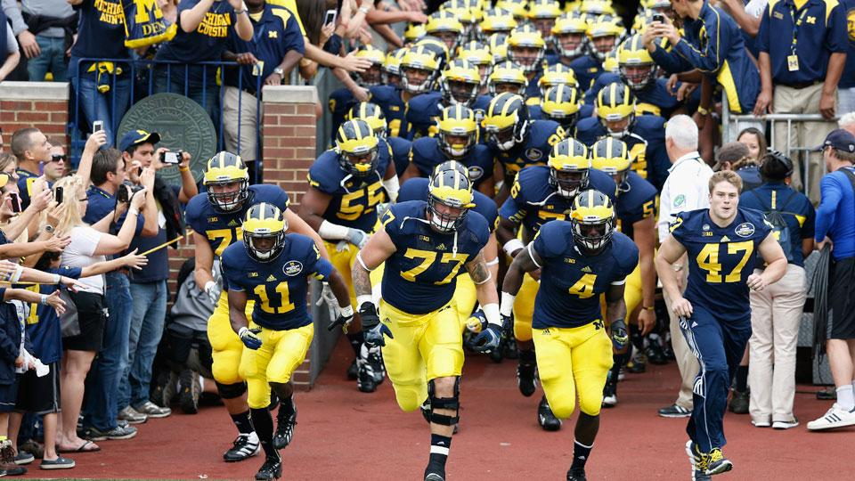 Michigan, Oklahoma announce home-and-home series for 2025-2026