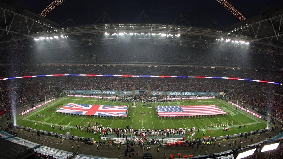 Report: NFL considering venues other than Wembley for games in England
