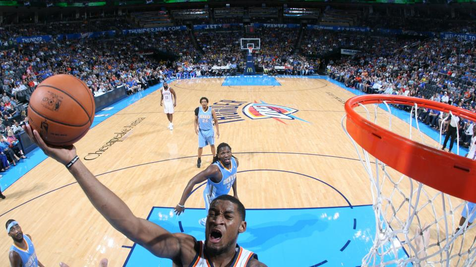 Report: Thunder's Perry Jones to miss 4-6 weeks after right knee surgery