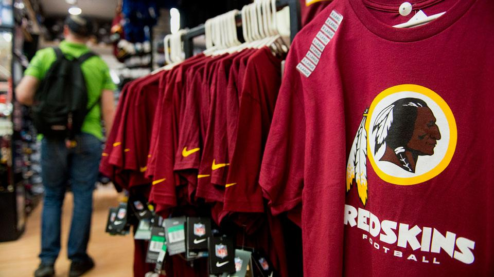 Federal judge won't allow use of 'Redskins' in court documents