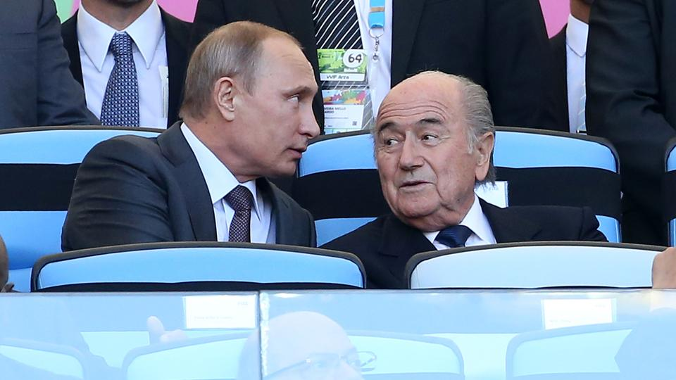 Sepp Blatter says FIFA must do more about racism