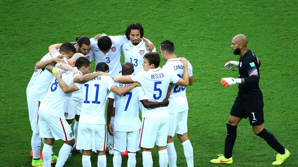 2018 World Cup odds: United States 33/1 to win tournament