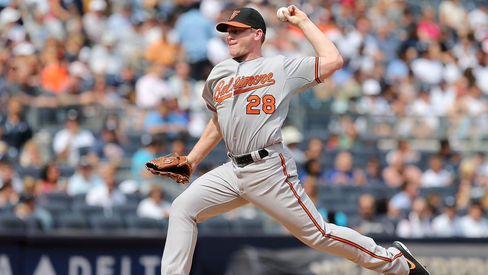 Baltimore Orioles release Randy Wolf, trade Brett Wallace