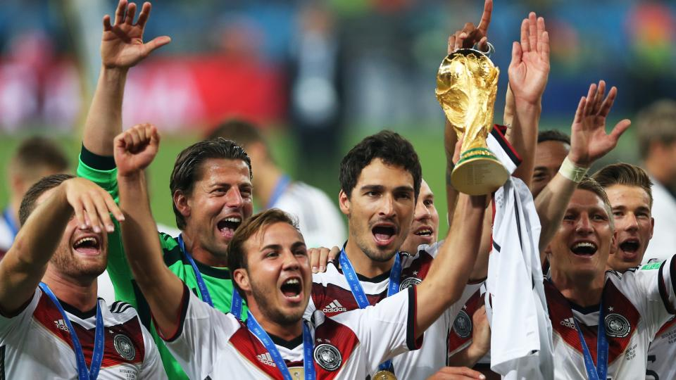 Twitter data: 672 million tweets sent during 2014 World Cup