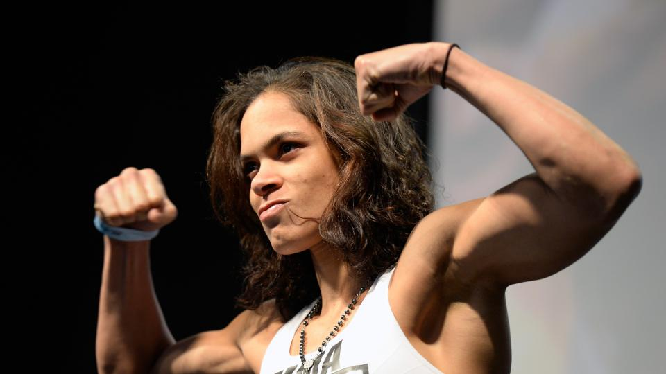Amanda Nunes: '100 percent' I will beat Ronda Rousey