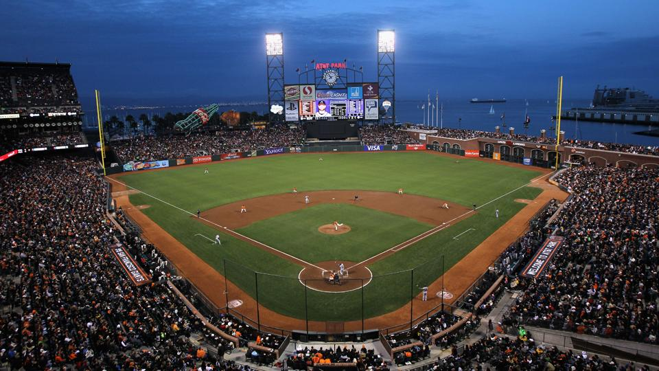 PETA says Giants' AT&T Park is MLB's most vegan-friendly stadium